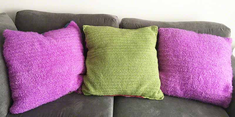 Aklamena 3 Cushions Tune of Scotland